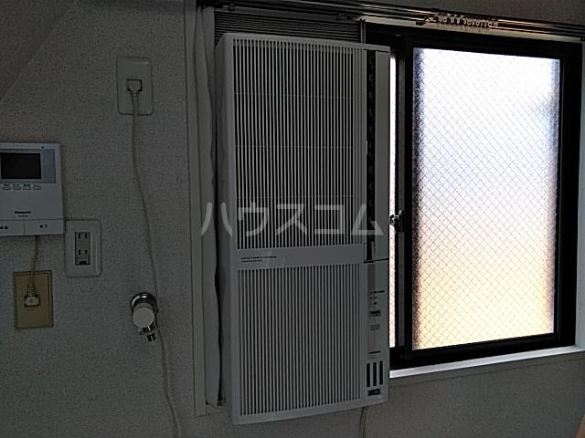 シャルム 402号室の設備
