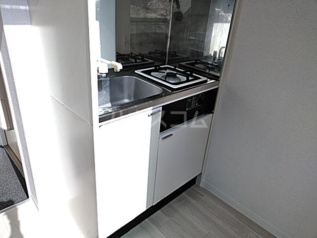 シャルム 402号室のキッチン
