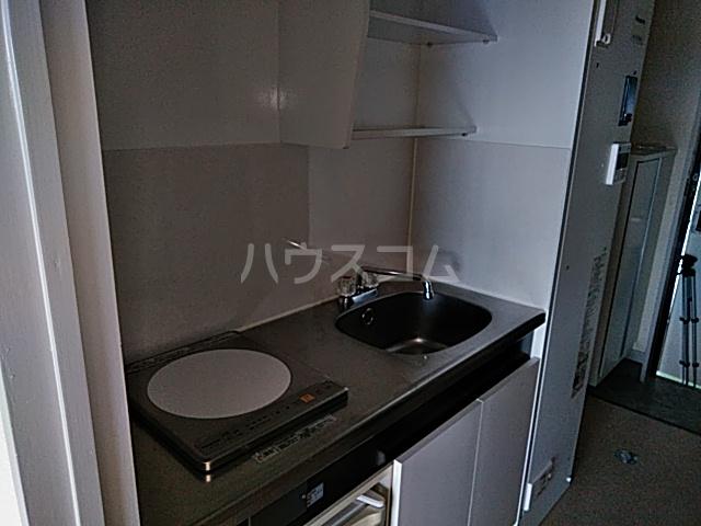 メゾンドアムール 506号室のキッチン