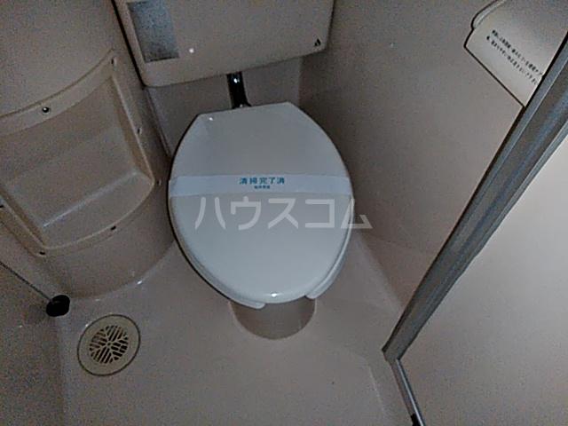 メゾンドアムール 506号室の洗面所