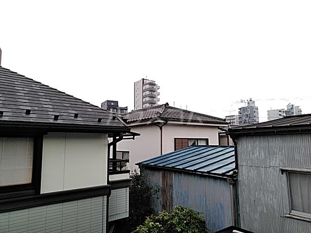 パナハイツ栗田 203号室の景色