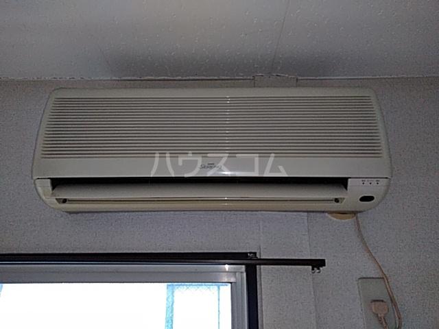 パナハイツ栗田 203号室の設備