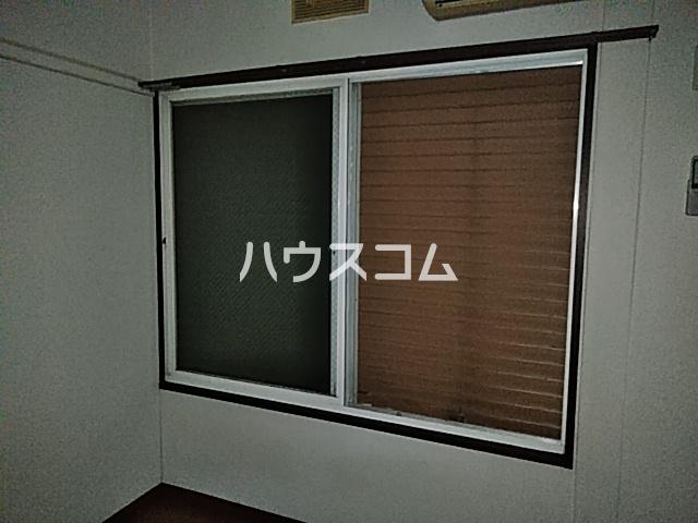 パナハイツ栗田 203号室のセキュリティ