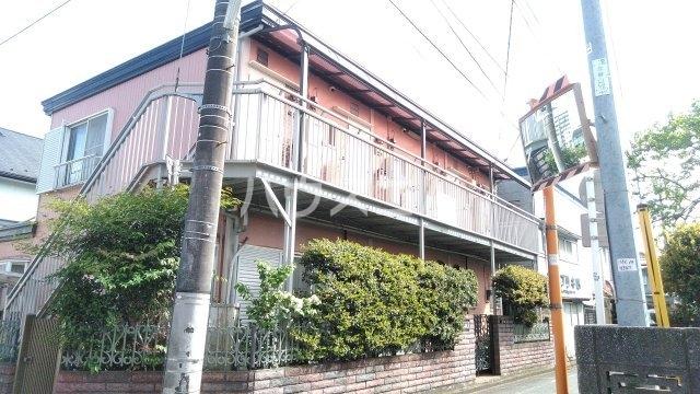 パナハイツ栗田外観写真