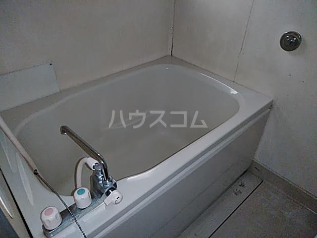 パナハイツ栗田 203号室の風呂