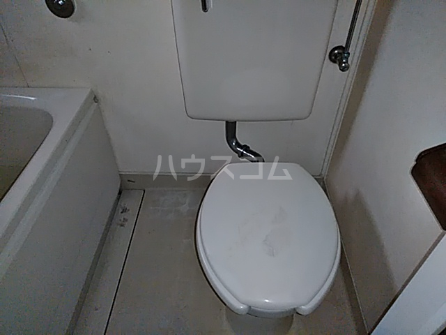 パナハイツ栗田 203号室のトイレ