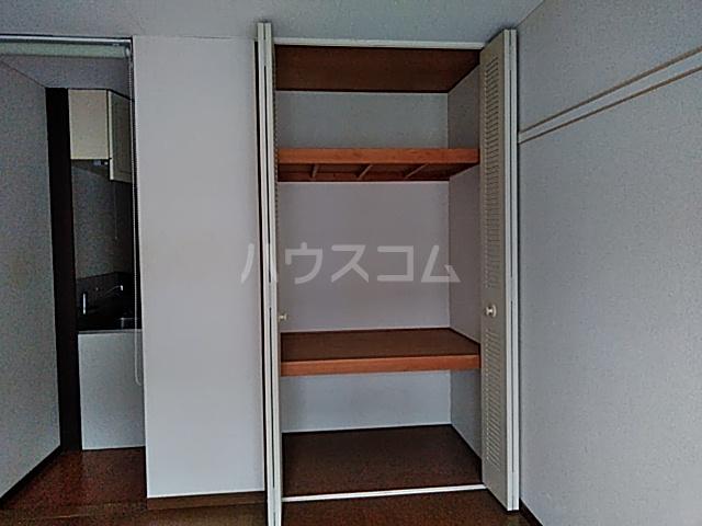 パナハイツ栗田 203号室の収納