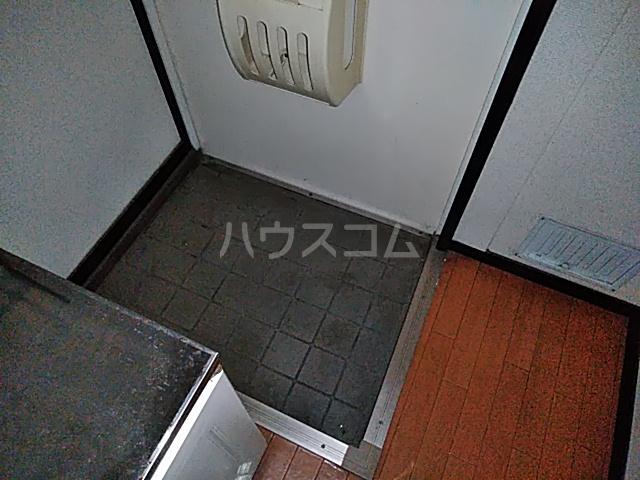 パナハイツ栗田 203号室の玄関