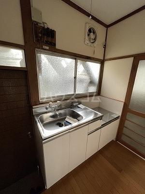 小林荘Ⅰ 01010号室のキッチン