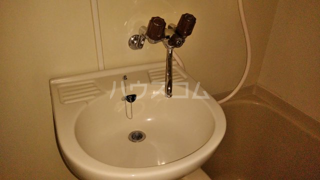 ガーデンハイツ市川 206号室の洗面所