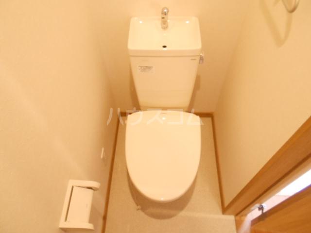 チェリニー国立 102号室のトイレ