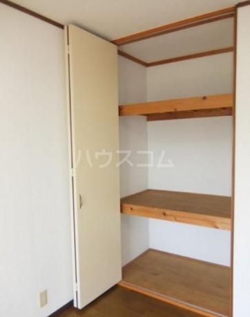吉成荘 201号室の収納