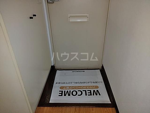 クローカスA 105号室の設備