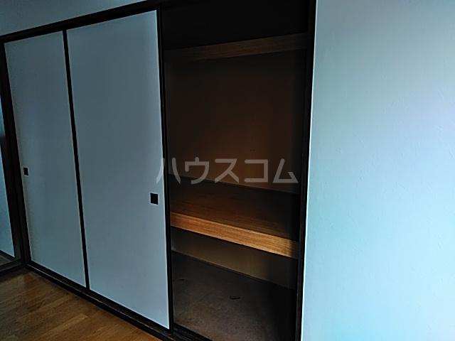クローカスA 105号室の収納