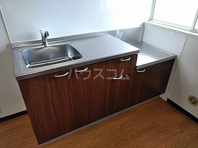 クローカスA 105号室のキッチン