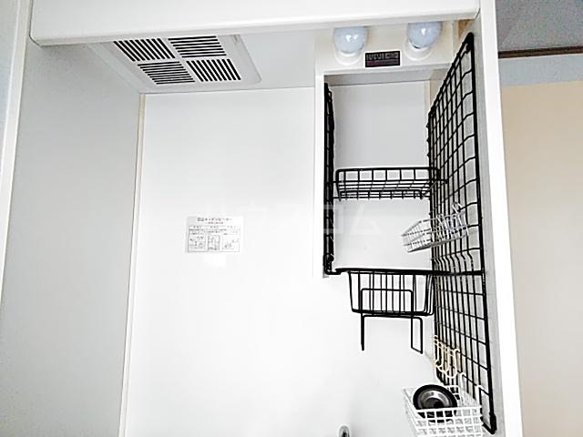 コーポヤマキ 102号室の風呂