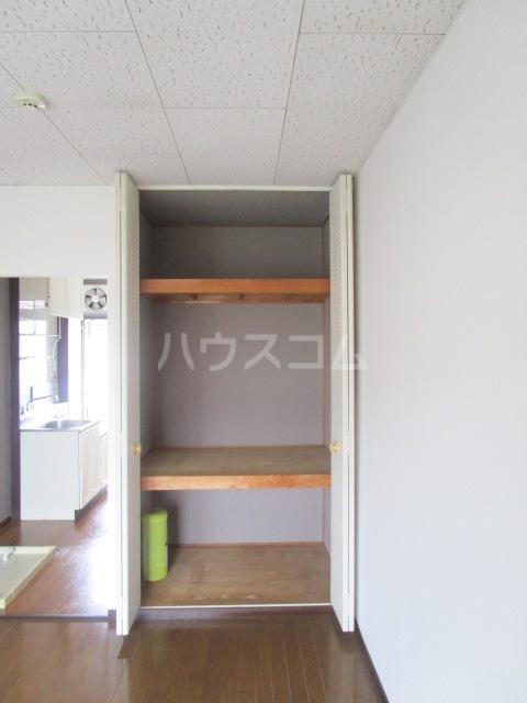 アーバンハウス 201号室の収納