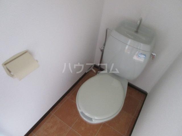 アーバンハウス 201号室のトイレ