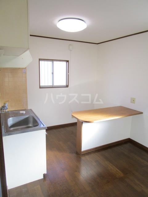 コーラルリーフⅠ 101号室のキッチン