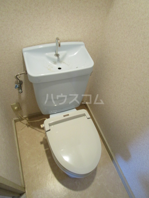 コーラルリーフⅠ 101号室のトイレ
