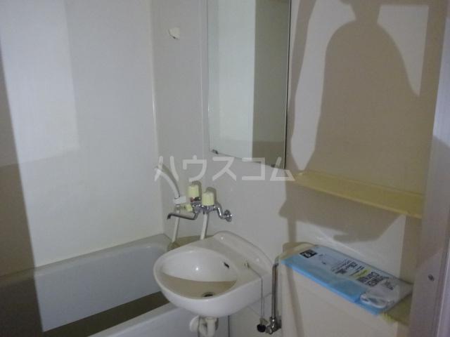 スカイコート 202号室の洗面所