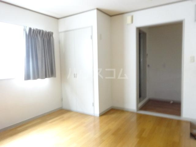 スカイコート 202号室のキッチン