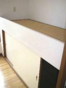 サンコーポ大口 203号室の収納