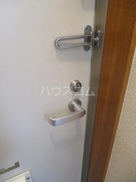 エイペックス新丸子 201号室のセキュリティ