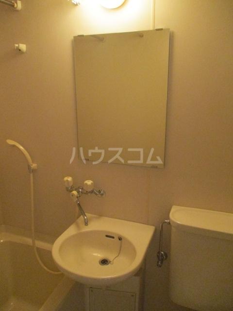 エイペックス新丸子 201号室の洗面所