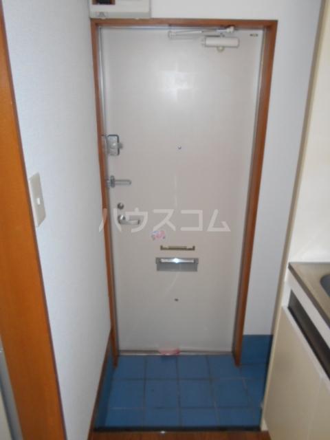 エイペックス新丸子 103号室の収納