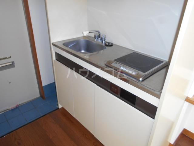エイペックス新丸子 103号室のキッチン
