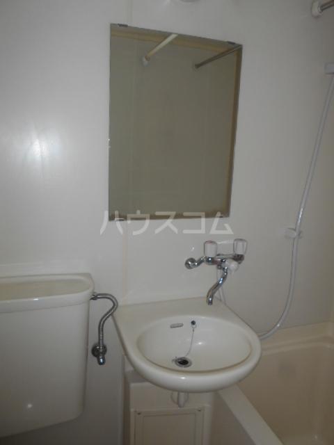 エイペックス新丸子 103号室の洗面所