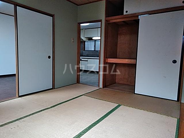 ジュネス88 103号室の収納