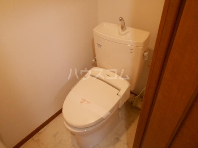 サンライズ泉 304号室のトイレ