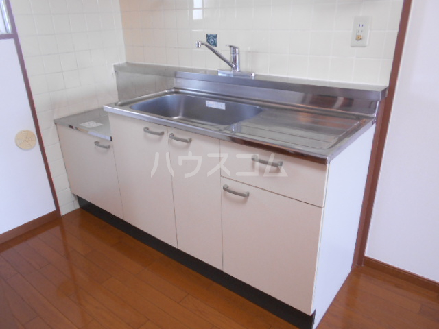 サンライズ泉 304号室のキッチン