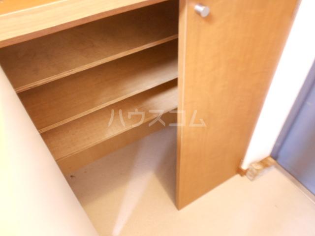 サンライズ泉 304号室の収納