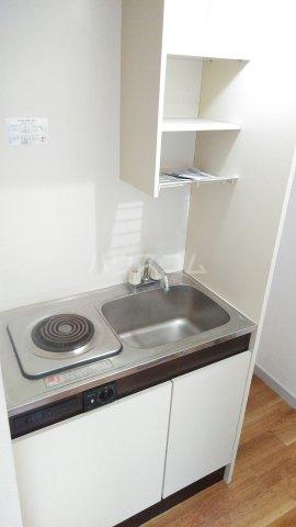 日吉第一QSハイム 303号室のキッチン