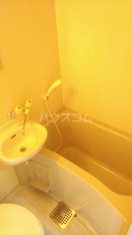 日吉第一QSハイム 303号室の風呂