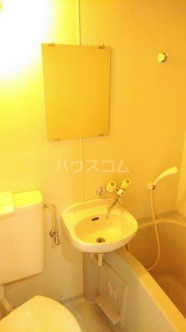 日吉第一QSハイム 303号室の洗面所