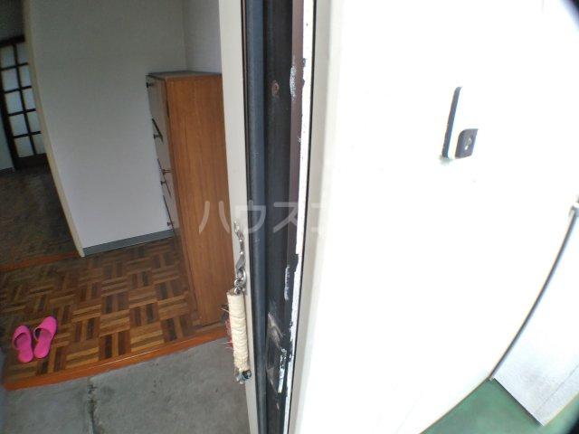 ホワイトキャスル 301号室のセキュリティ