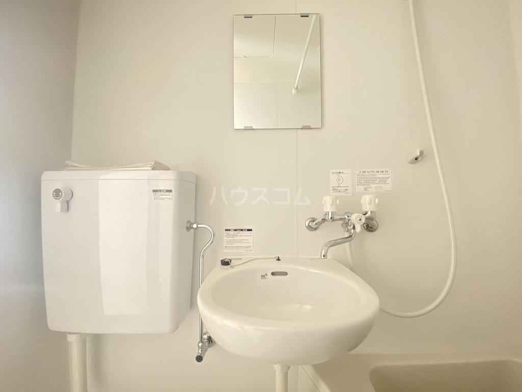 グリーンメゾン ヨシノ 102号室の洗面所