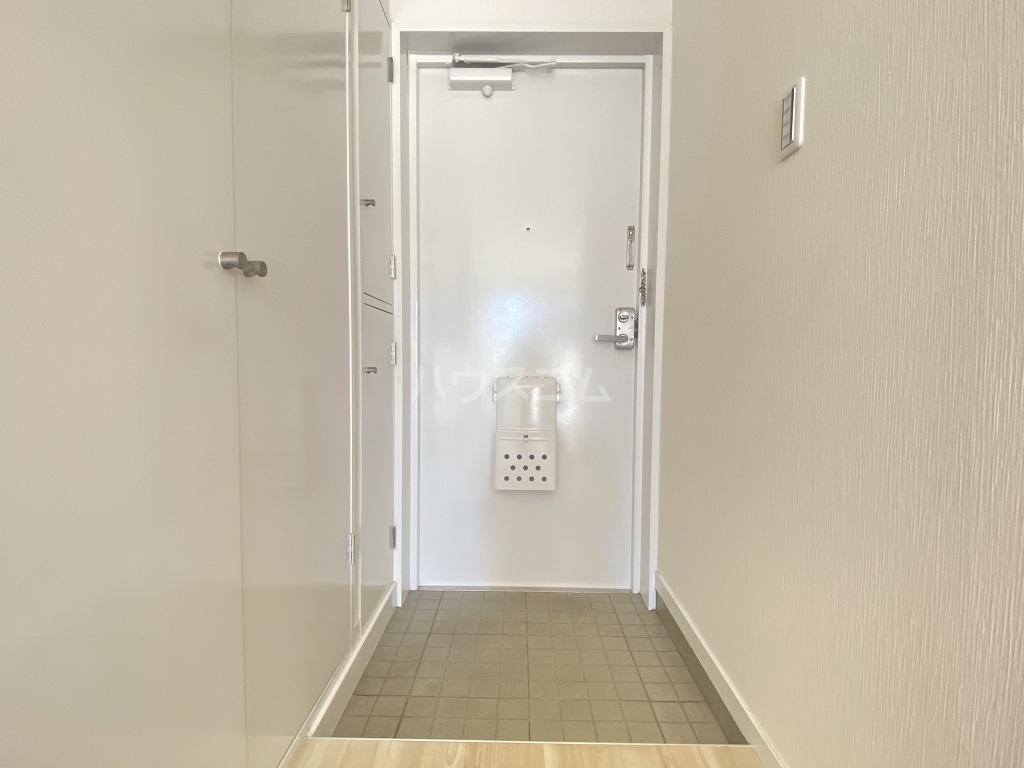 グリーンメゾン ヨシノ 102号室の収納