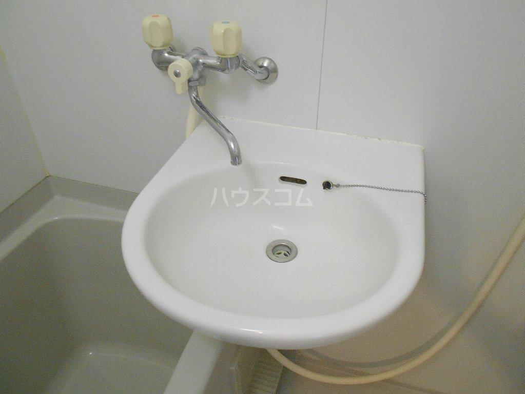 ローバー片倉 301号室の洗面所