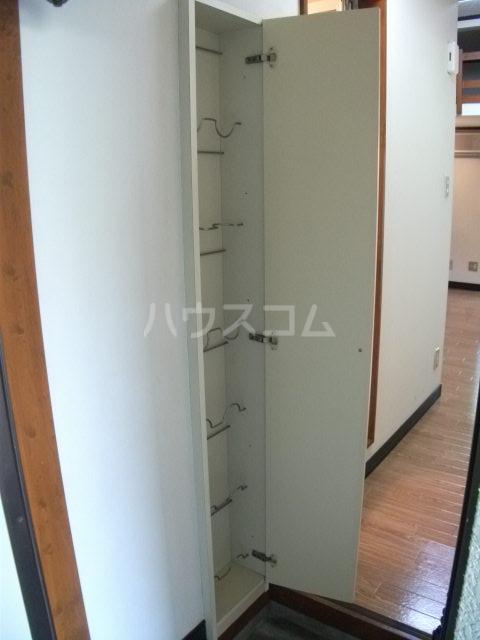 アネモネコーポ 102号室の収納