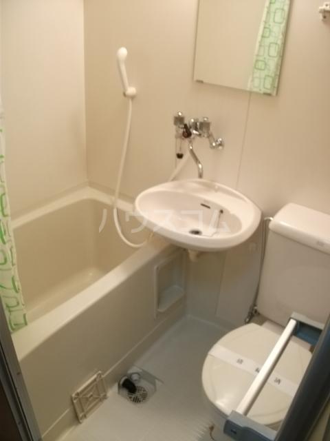 アネモネコーポ 102号室の洗面所