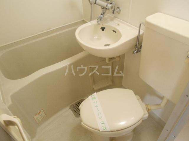 バラオリトウ 101号室の風呂