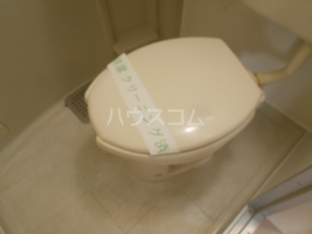 バラオリトウ 101号室のトイレ