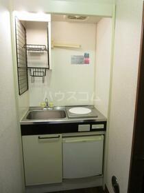 コーポM2 302号室のキッチン
