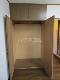 コーポM2 302号室の玄関