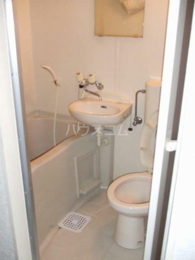 メゾン・プラネット 310号室のトイレ